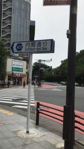 003_この交差点を左に曲がる
