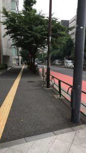 004_まっすぐ歩く